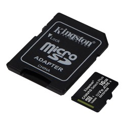 Thẻ Nhớ Kingston 16GB micSDHC-SDCS2/16GBSP