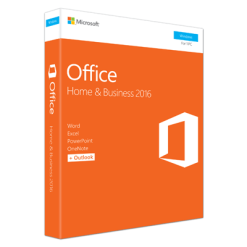 Office Home and Business 2016 32-bit/x64 English APAC EM DVD