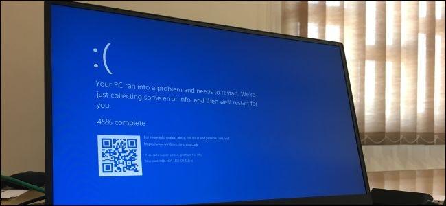 Cách khắc phục PC Windows bị đóng băng