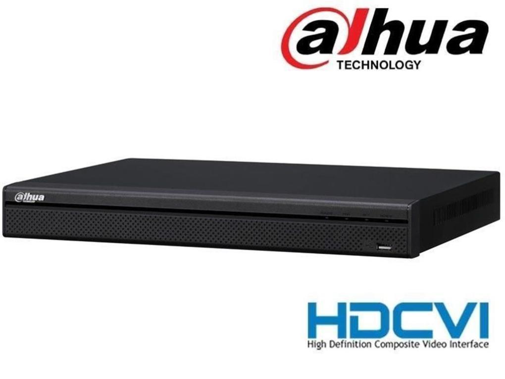 Cách kết nối Dahua DVR với điện thoại di động