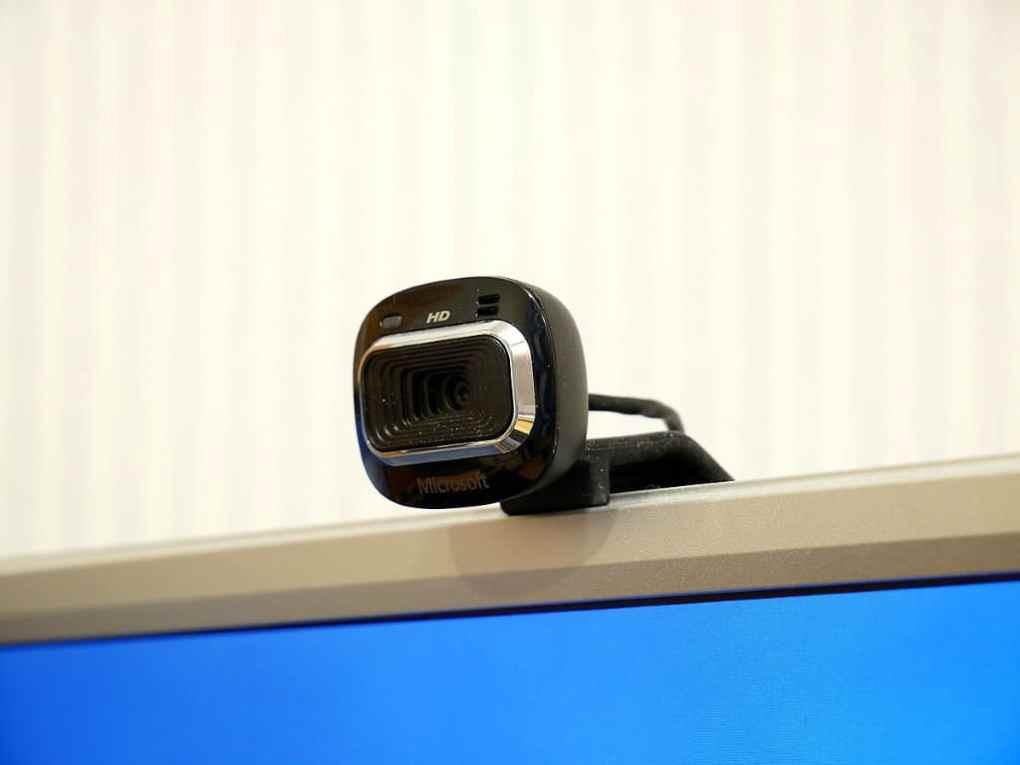 Kiểm tra webcam trên máy tính