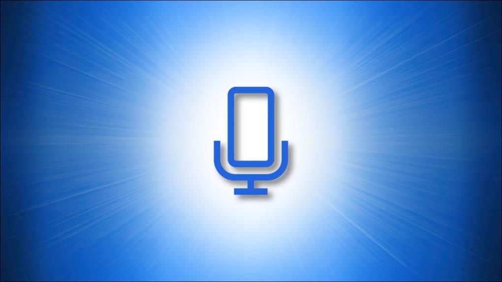 Cách nhập văn bản bằng giọng nói trong Windows 10