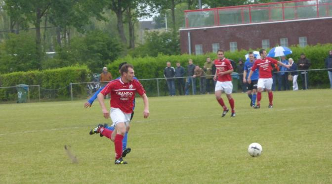 Sc 't Zand – Heeswijk 3-3. Knap herstel na 0-3 achterstand