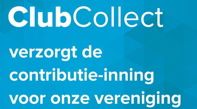 Contributie-inning via ClubCollect