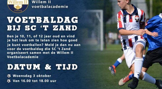 Willem II voetbaldag
