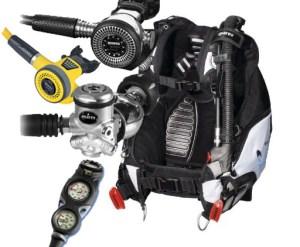 MARES dive gear