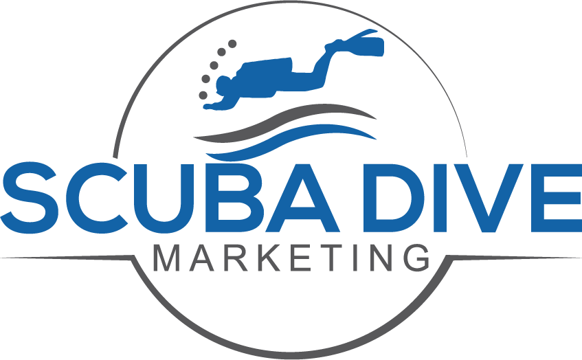 scuba dive marketing for dive shops
