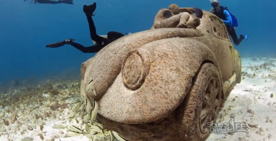 Underwater Museum of Art (MUSA)