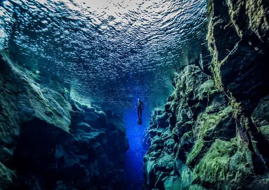 best lakes for diving