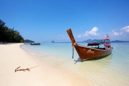 Anantara Si Kao Resort - Boat