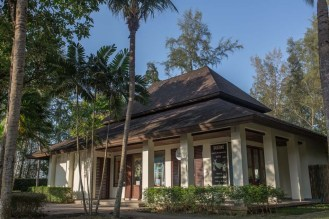 Dugong Education & Conservation Centre by Anantara Si Kao