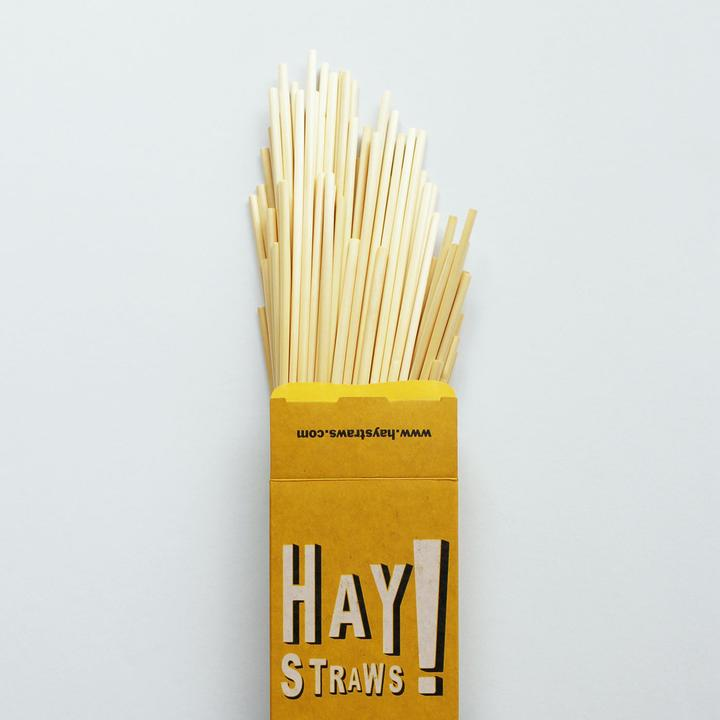 Hay Straw