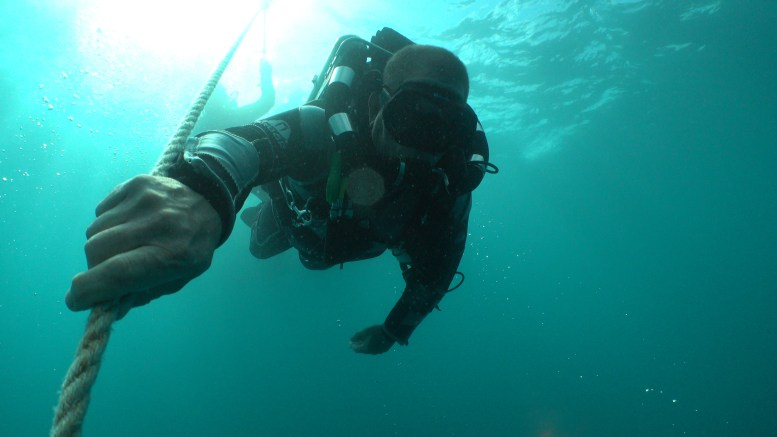 Sotis Rebreather Diving