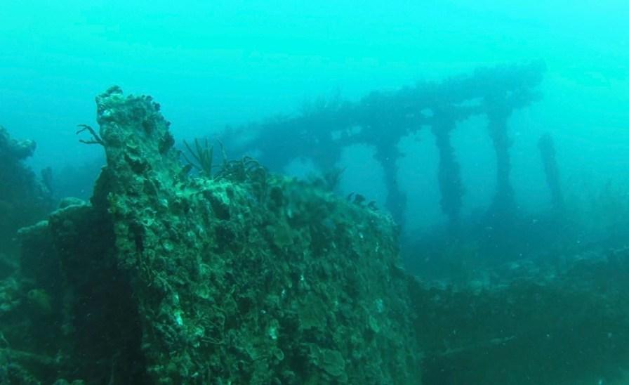RMS Rhone photo by Adam Reeder under CC License