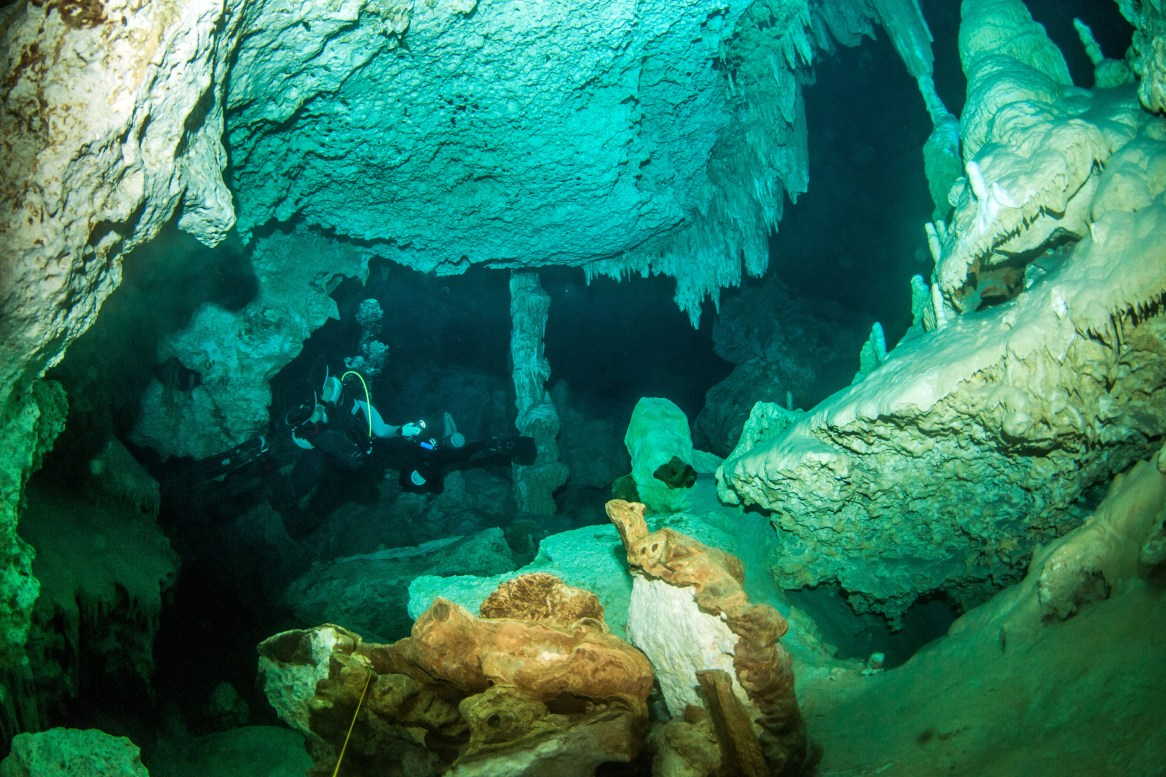 dangerous dive sites