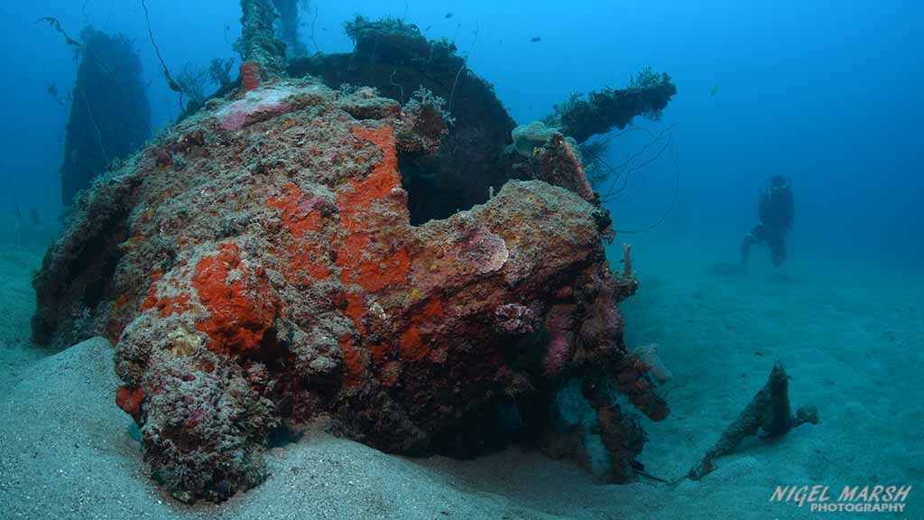 Guadalcanal wrecks