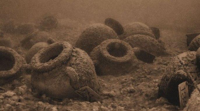 NZ Sea Adventures Underwater Archaeology course, Wellington
