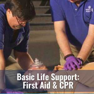 BLS: First Aid & CPR @ Diver's World