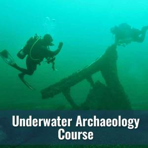 Underwater Archaeology (PASST) @ Diver's World | Erie | Pennsylvania | United States