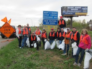 Highway Cleanup Service Project @ Plaza '79