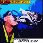 League of Extraordinary Divers 002: Spencer Slate
