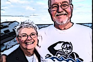 League of Extraordinary Divers 005: Dan and Betty Orr