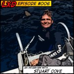 League of Extraordinary Divers 006: Stuart Cove