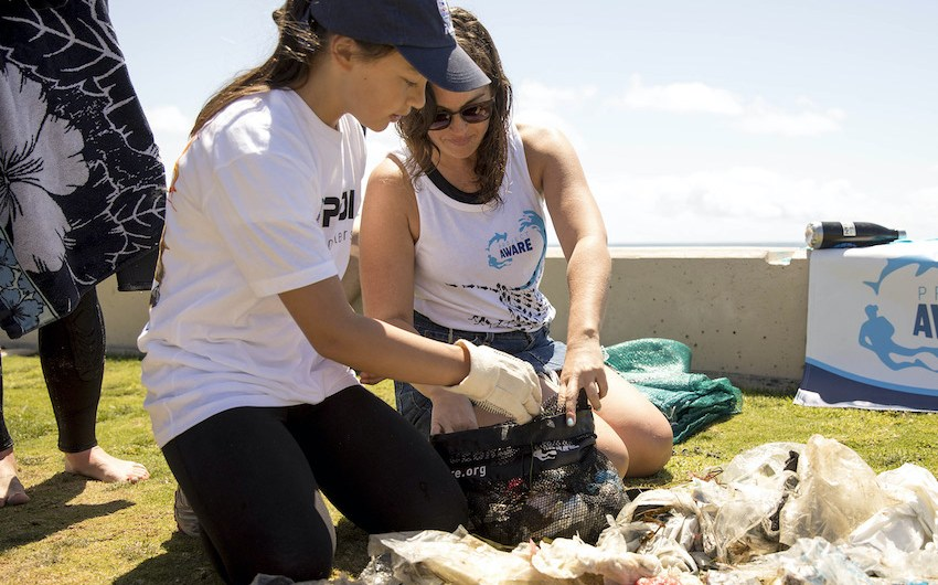 PADI joins forces with The Ocean Cleanup