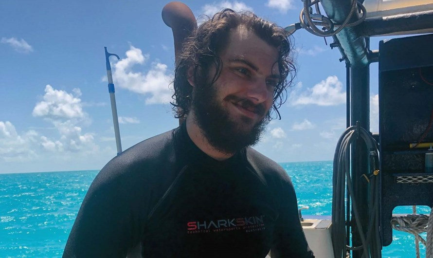 Diver's $100k find runs in the family