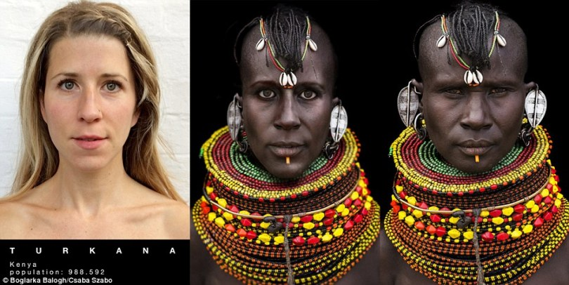 "White Woman Causes Outrage After Dressing Up In Seven Types Of Blackface ""To Raise Awareness"""