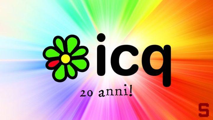 ICQ | Compie 20 anni