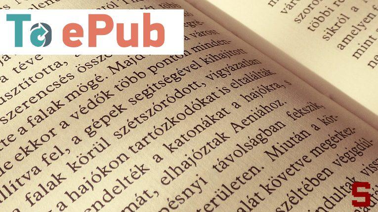 eBook, Come convertirli in MOBI ed altri formati