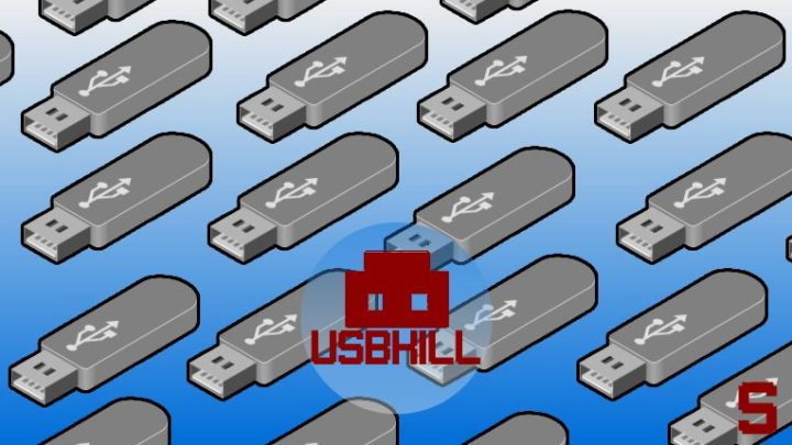 USBKILL | Distrugge ogni computer