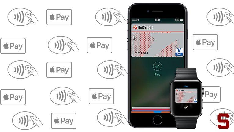 Apple Pay arriva in Italia