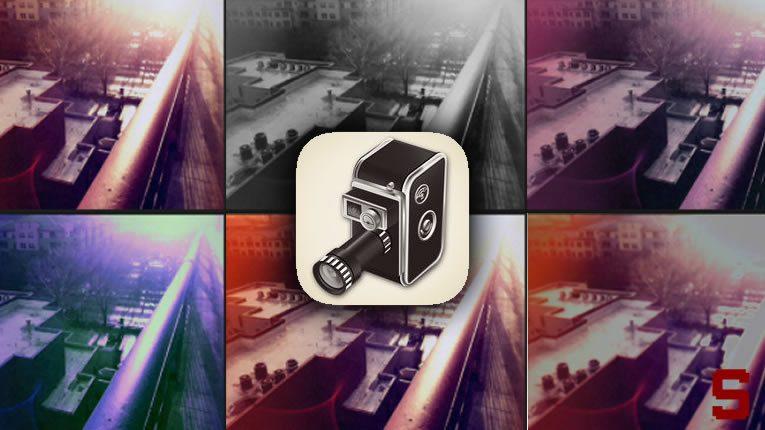 8mm vintage camera | App gratuita della settimana app store