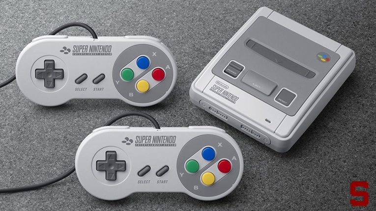 Nintendo | Lo SNES è tornato!