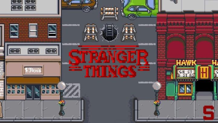 Stranger Things, Arriva il gioco per iOS e Android