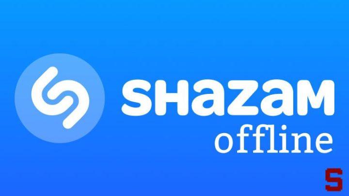Shazam, ora anche offline