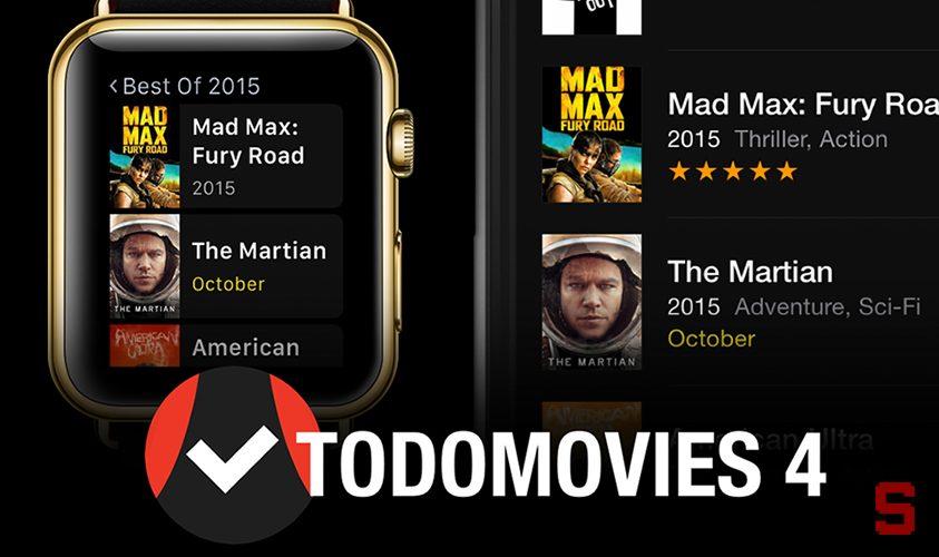 ToDoMovies l'app per appassionati di Cinema
