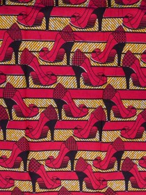 Nigerian-Quilting-Real-Wax-Fabric-Fuschia-Shoes-Pattern-6-Yards-For-Dress-rw210979