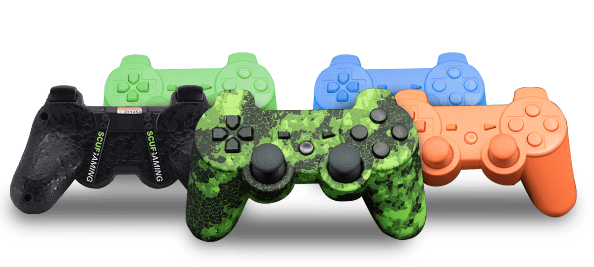 Custom Controller For PS3 SCUF PS Scuf Gaming