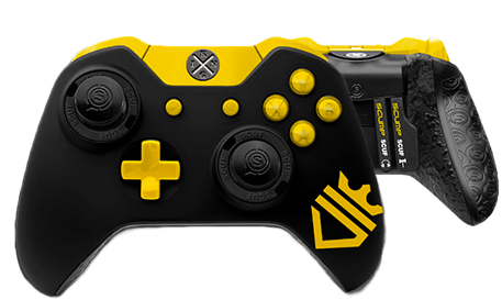 Optic Gaming Custom Controllers Scuf Gaming