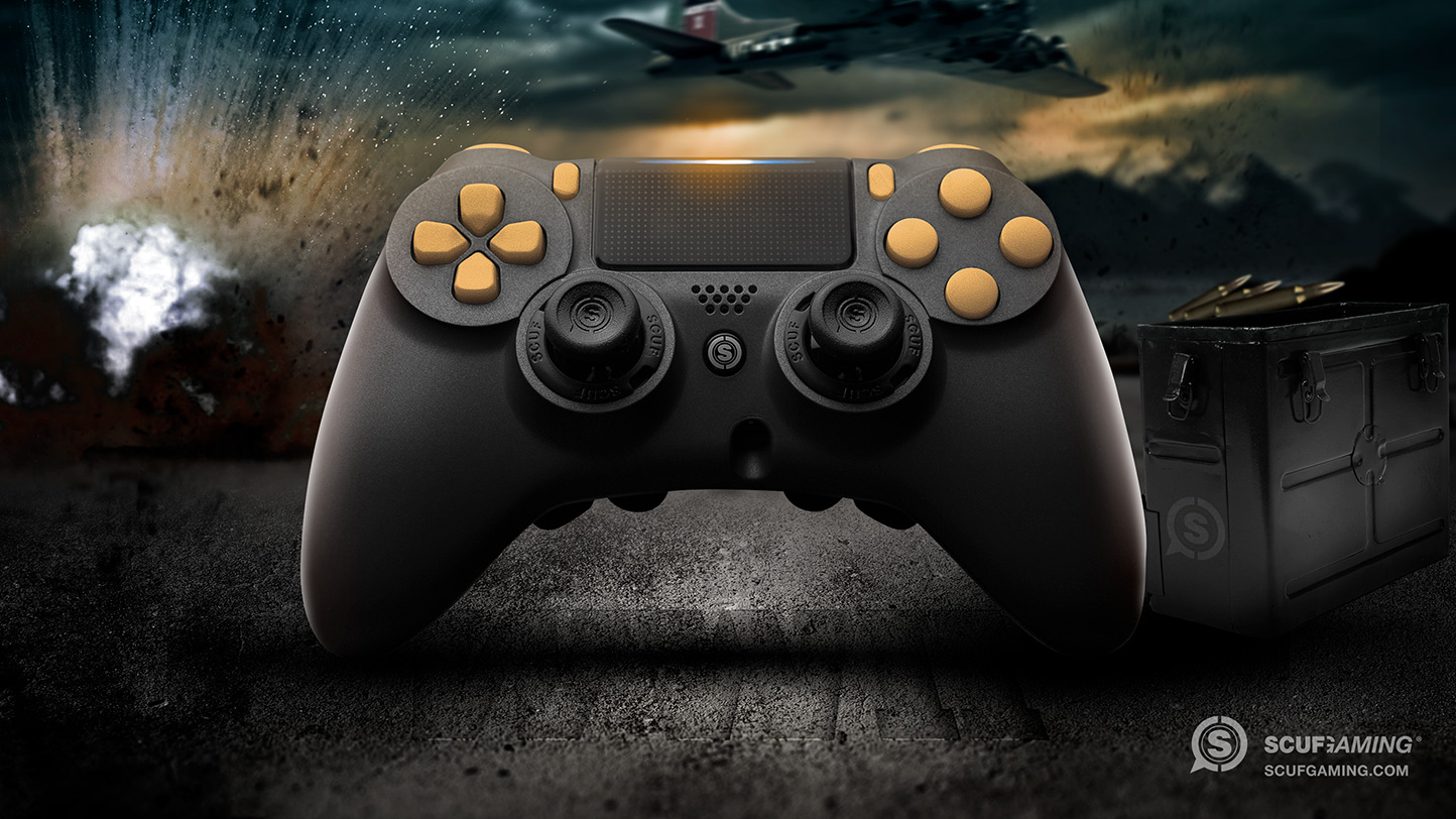 The Call Of Duty WWII Beta Is Here Scuf Gaming