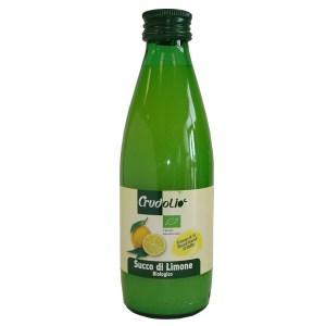 Suc Bio de lamaie Crudolio - 250 ml