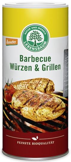 Lebensbaum - Amestec de condimente BIO pentru gratar si grill, 125g