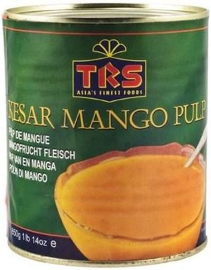 TRS – Pulpa de mango Kesar, 850 g