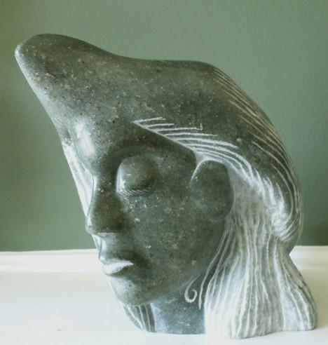 Birdbrain sculpture