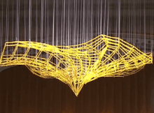 Reuben Margolin kinetic sculpture