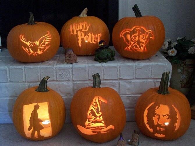 literary pumpkins