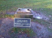 Barbara Hepworth sculpture stolen